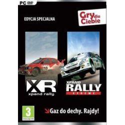 Seria dla Ciebie - Xpand Rally + Xpand Rally Xtreme (CP) DVD