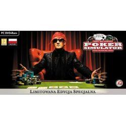 Poker Simulator - Edycja specjalna (PC) DVD