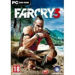 Far Cry 3: The Lost Expedition Edition (PC) DVD