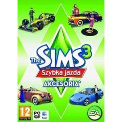 The Sims 3: Szybka jazda - akcesoria DVD