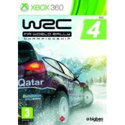 WRC 4 (XBOX360 ) DVD