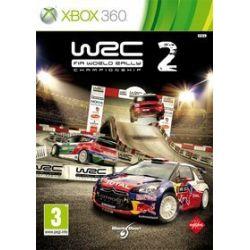 WRC 2 (Xbox 360) DVD
