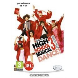High School Musical 3- Dance! (Dookola Filmu)(PC) DVD