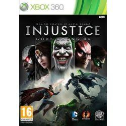 Injustice: Gods Among Us (Xbox 360) DVD