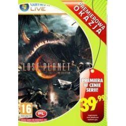 Lost Planet 2 (Nowa Premierowa Okazja) (PC) DVD