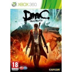 DmC Devil May Cry (Xbox 360) DVD