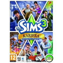 The Sims 3: Kariera (dodatek) DVD