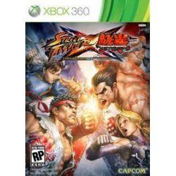 Street Fighter X Tekken (Xbox 360) DVD