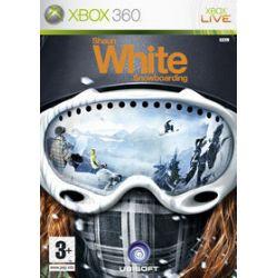 Shaun White Snowboarding (Xbox 360) DVD