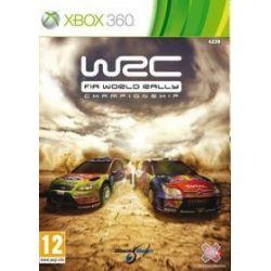WRC: FIA World Rally Championship (Xbox 360) DVD