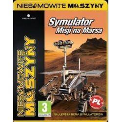 Niesamowite Maszyny - Symulator Misji na Marsa (PC) CD-ROM
