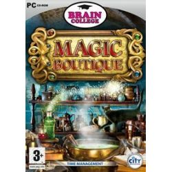 Brain College: Magiczny Butik (PC) CD-ROM