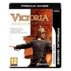 Victoria: Złota Edycja (Premium Games) (PC) DVD