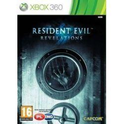 Resident Evil Revelations (Xbox 360) DVD