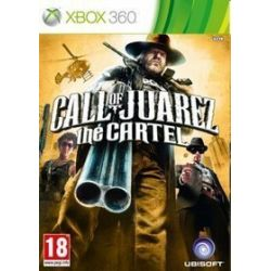 Call of Juarez - The Cartel (Xbox 360) DVD