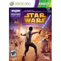 Kinect Star Wars (Xbox 360) DVD