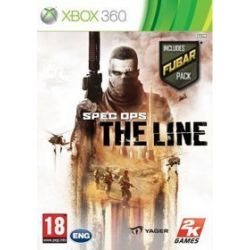SPEC OPS: The Line (Xbox 360) DVD