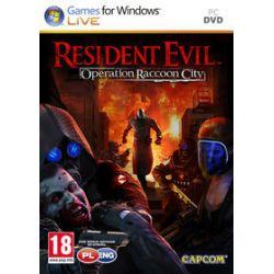 Resident Evil: Operation Raccoon City (PC) DVD