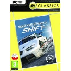 Need For Speed: Shift Classic DVD