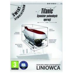 Świat Symulatorów - Titanic: Symulator podwodnych operacji (PC) DVD