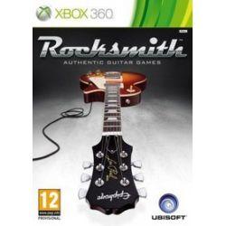 Rocksmith 2 (XBOX 360) z kablem DVD