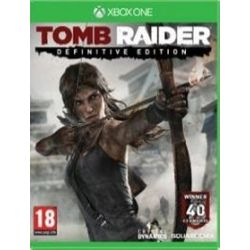 Tomb Raider The Definitive Edition (Xbox One) Blu-ray Disc
