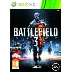 Battlefield 3 (Xbox 360) DVD