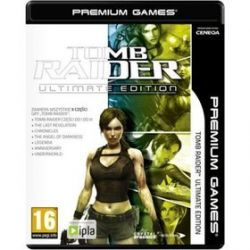 Tomb Raider: Ultimate Edition (Premium Games) (PC) DVD