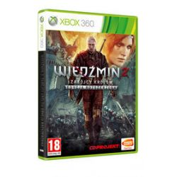 Wiedźmin 2: Zabójcy Królów (Xbox 360) DVD