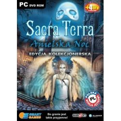 Sacra Terra Anielska Noc - Edycja kolekcjonerska (PC) DVD