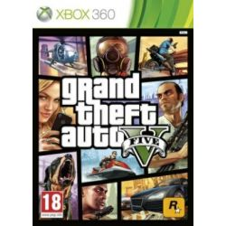 Grand Theft Auto V (Xbox 360) DVD