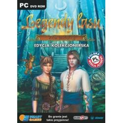 Legendy Lasu: Zew Miłości. Edycja Kolekcjonerska CD-ROM