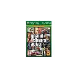 Grand Theft Auto IV: Classic (Xbox 360) DVD