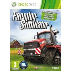 Farming Simulator (Xbox 360) DVD