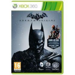 Batman: Arkham Origins (Xbox 360) DVD