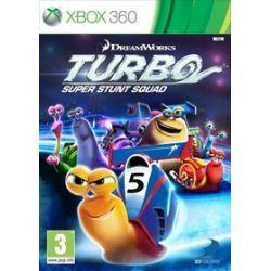 Turbo: Super Stunt Squad (Xbox 360) DVD