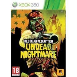 Red Dead Redemption: Undead Nightmare (Xbox 360) DVD