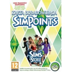 The Sims 3: Karta doładowująca SimPoints inne