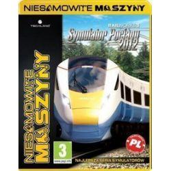 Niesamowite Maszyny - Symulator Pociągu 2012 Railworks 3 (PC) DVD