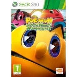 Pac-Man and the Ghostly Adventures (Xbox360) DVD