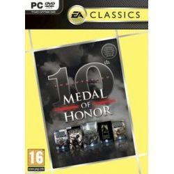 Medal Of Honor :10th Anniversary Edition (PC) DVD