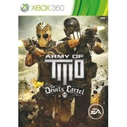 Army Of Two: The Devil's Cartel (Xbox 360) DVD