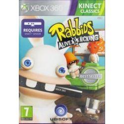 Rabbids: Alive & Kicking Kinect Classics (Xbox 360) DVD