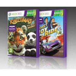 Kinectimals Now with Bears & Joy Ride (Xbox 360) DVD