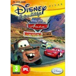 Disney Magiczna Kolekcja: Auta - Mistrzostwa Złomka (PC) CD-ROM
