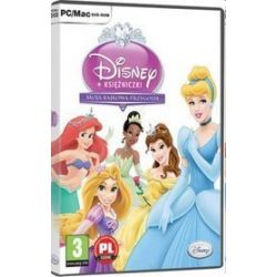 Disney Księżniczki: Moja bajkowa przygoda (PC/MAC) DVD