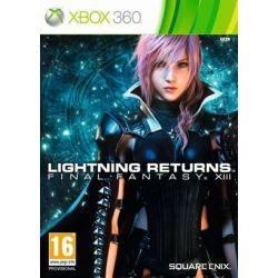 Lightning Returns: Final Fantasy XIII (Xbox 360) DVD