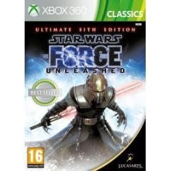 The Force Unleashed Sith Edition (Xbox360) DVD
