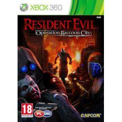 Resident Evil: Operation Raccoon City (Xbox 360) DVD