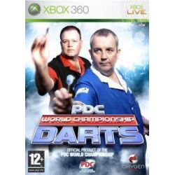PDC World Championship Darts (Xbox 360) DVD